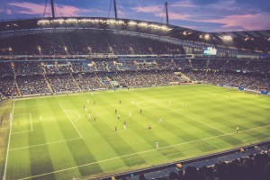 Etihad Stadium, Manchester Manchester City – West Bromwich Albion