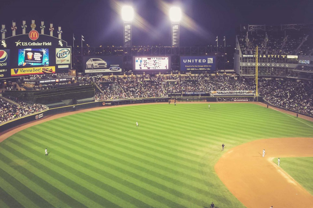 U.S. Cellular Field, Chicago