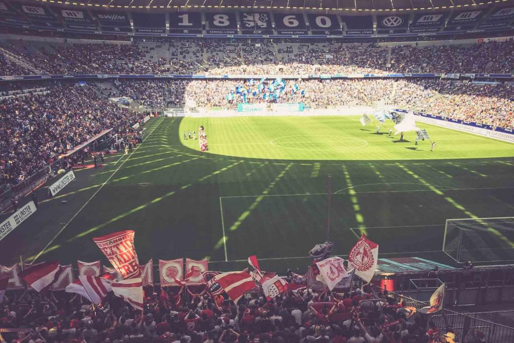 1860 München - 1. FC Köln, Allianz Arena, München