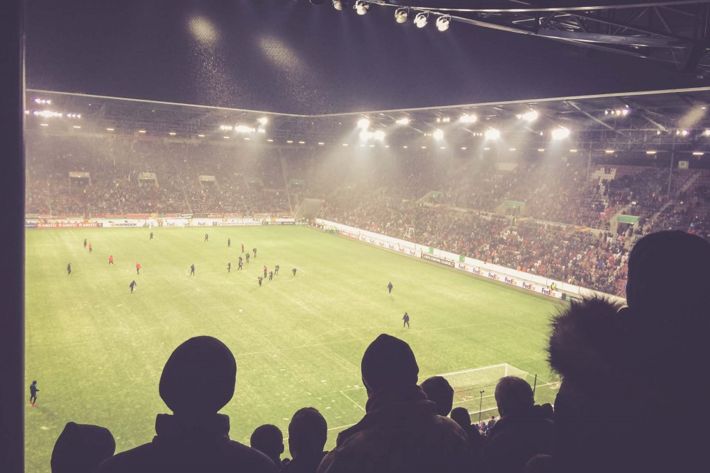 FC Augsburg - Athletic Club Bilbao, WWK Arena, Augsburg