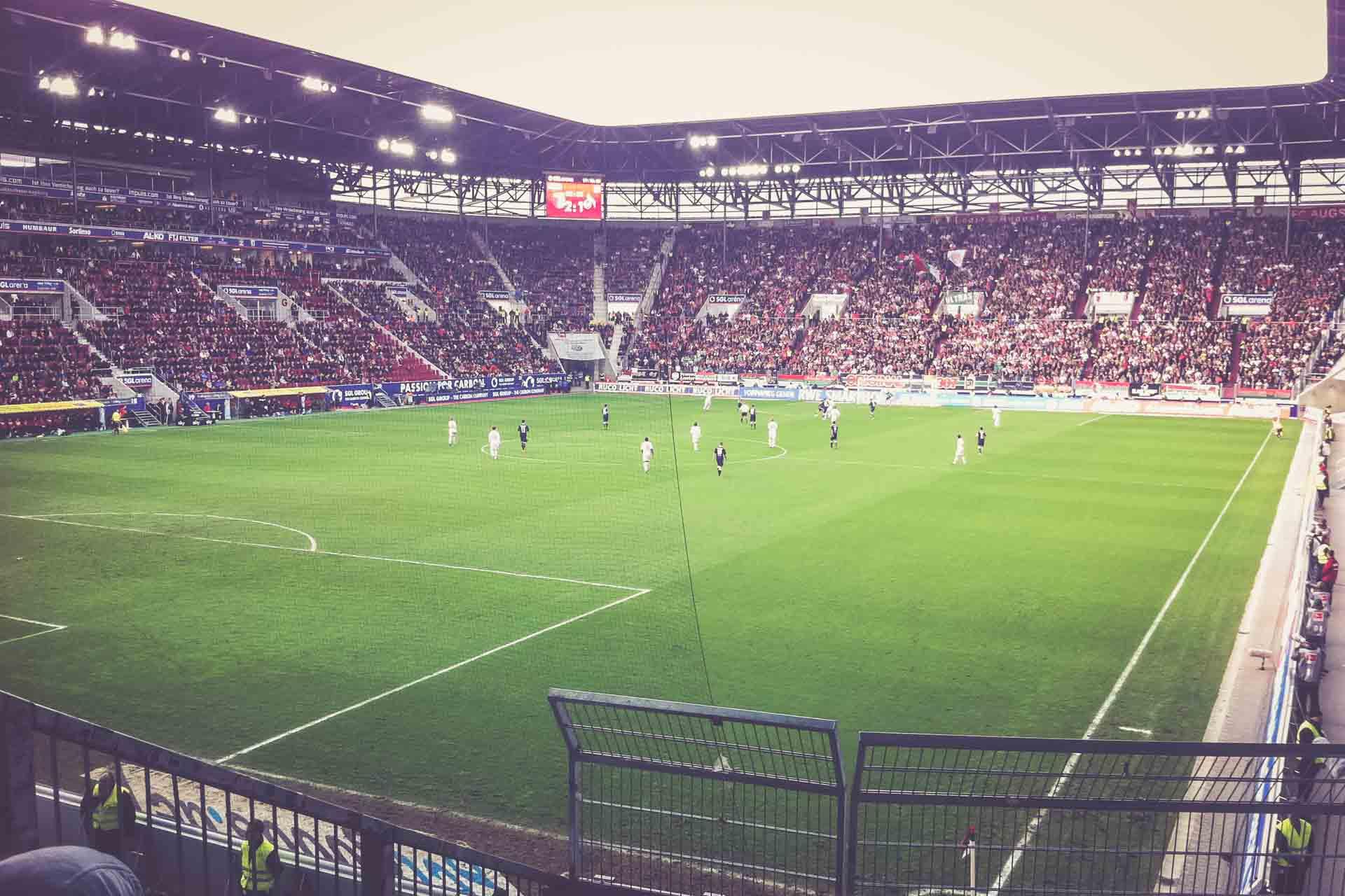 WWK Arena Augsburg FLUTLICHTFIEBER