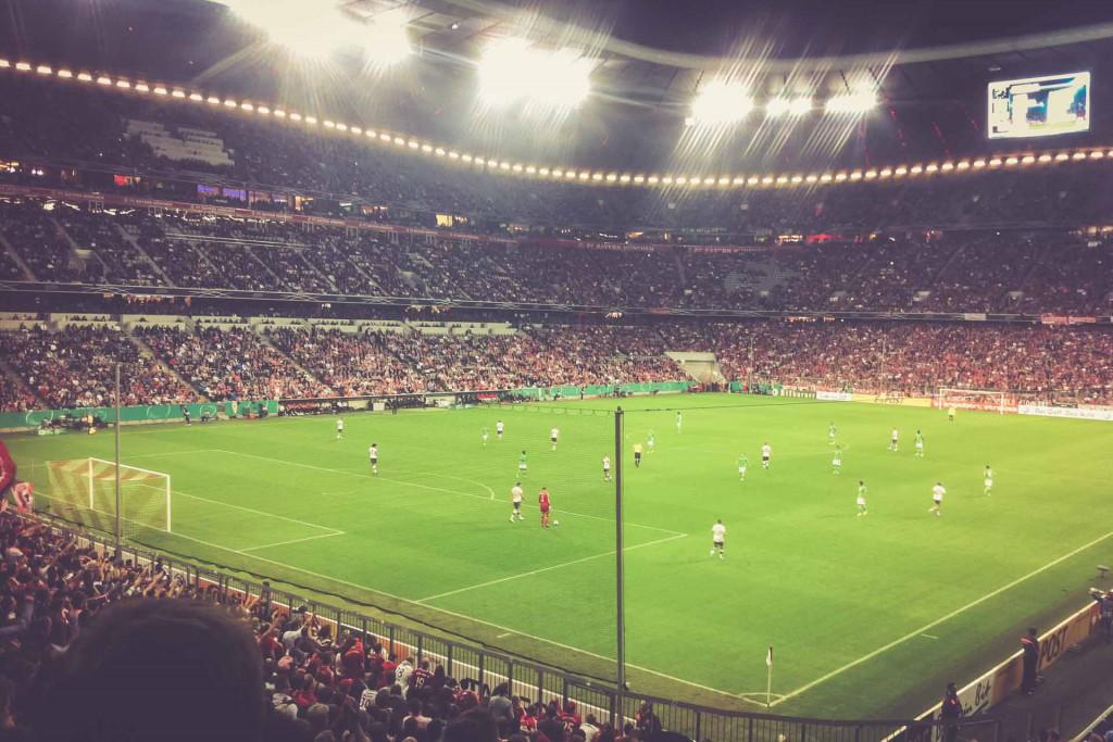 Bayern München - Hannover 96, Allianz Arena, München