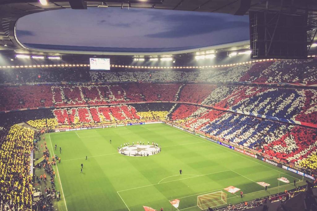 Bayern München - Real Madrid, Allianz Arena, München