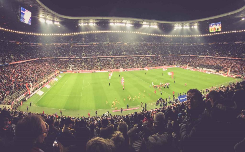 Bayern München - Schalke 04, Allianz Arena, München