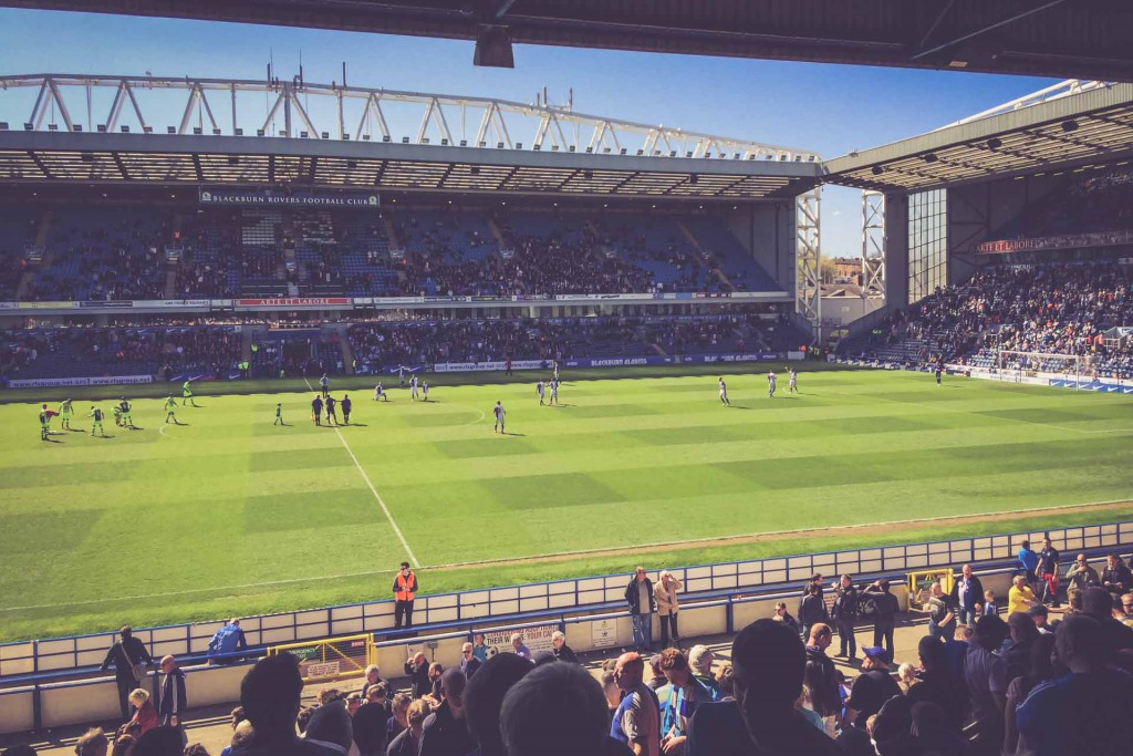 Blackburn Rovers - Yeovil Town, Ewood Park, Blackburn