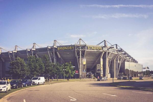 Brøndby Stadion, Kopenhagen
