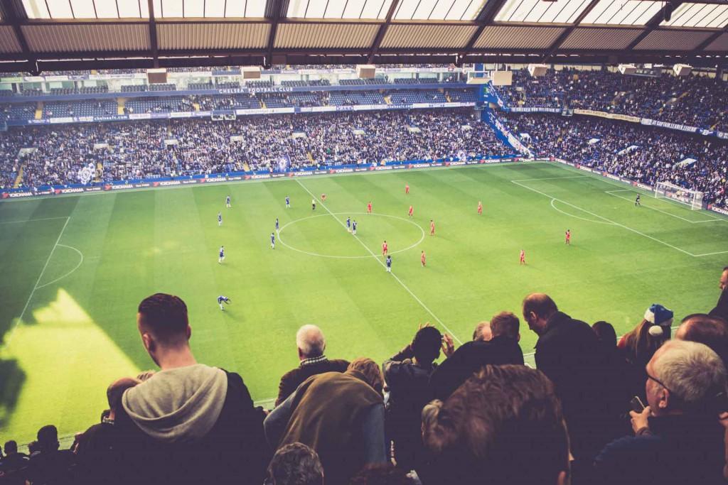 Chelsea - Liverpool, Stamford Bridge