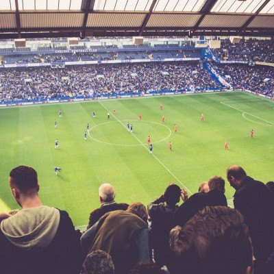 Chelsea - Liverpool, Stamford Bridge