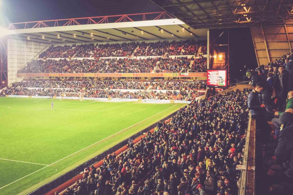 City Ground, Nottingham