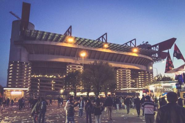 San Siro / Stadio Giuseppe-Meazza, Mailand