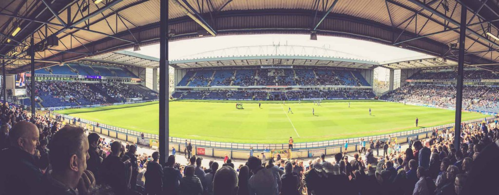 Ewood Park, Blackburn