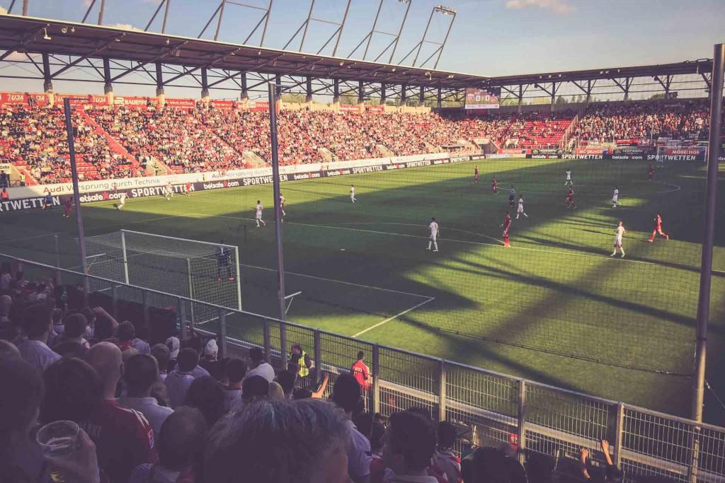 FC Ingolstadt - 1.FC Köln, Audi Sportpark, Ingolstadt