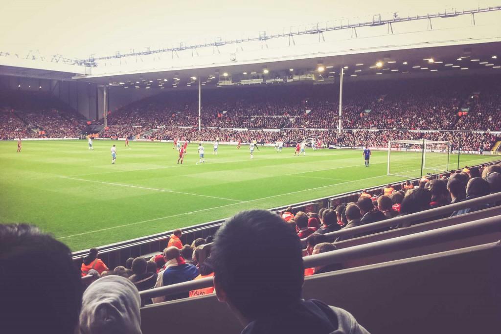 Anfield Stadium, Liverpool FC – Aston Villa
