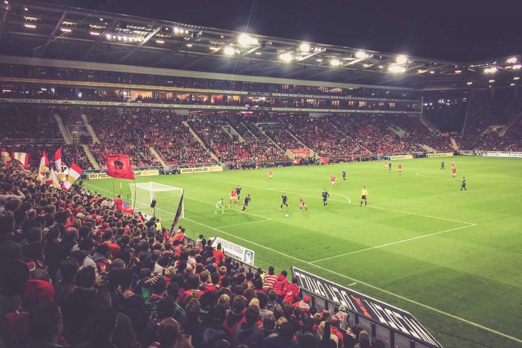 Mainz 05 - TSG Hoffenheim, Coface Arena, Mainz
