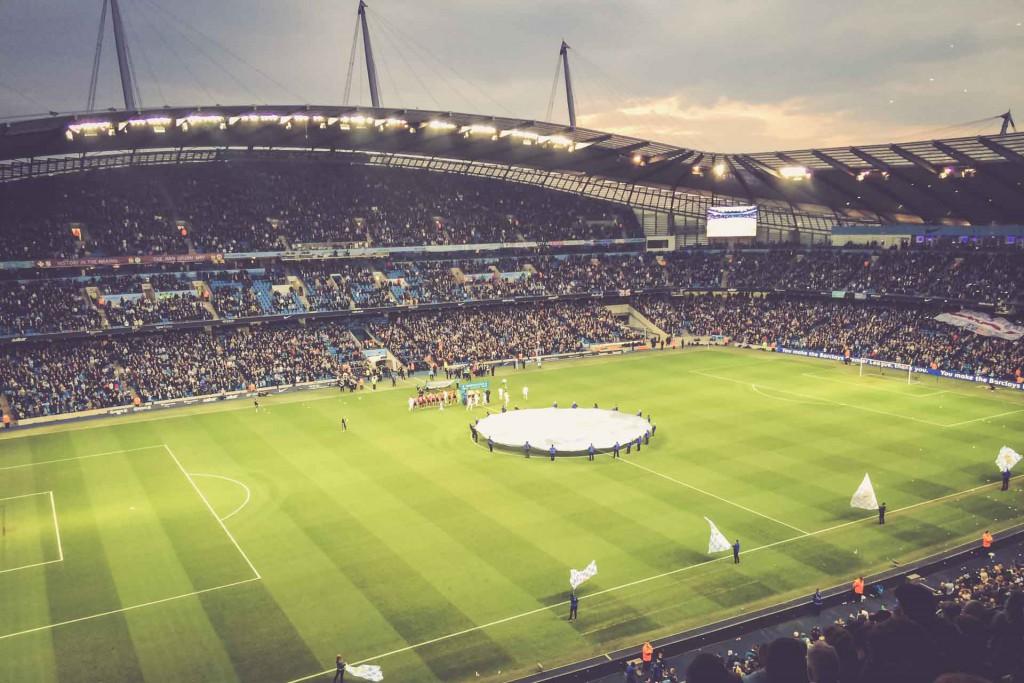Manchester City - West Brom, Etihad Stadium, Manchester