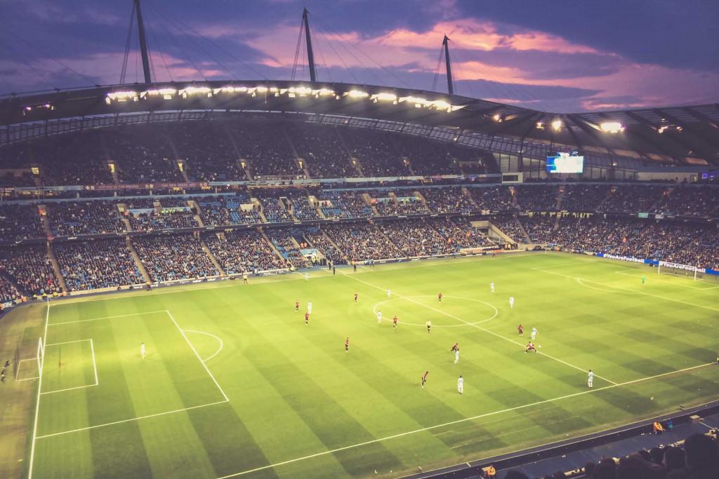 Etihad Stadium: Manchester City - West Brom, Premier League