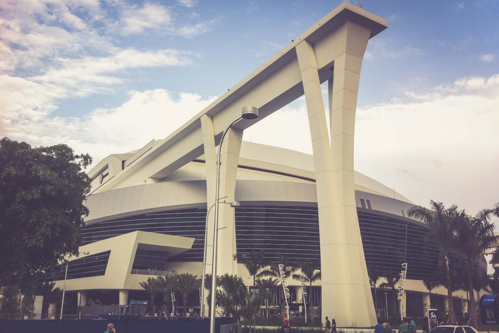 Marlins Park, Miami