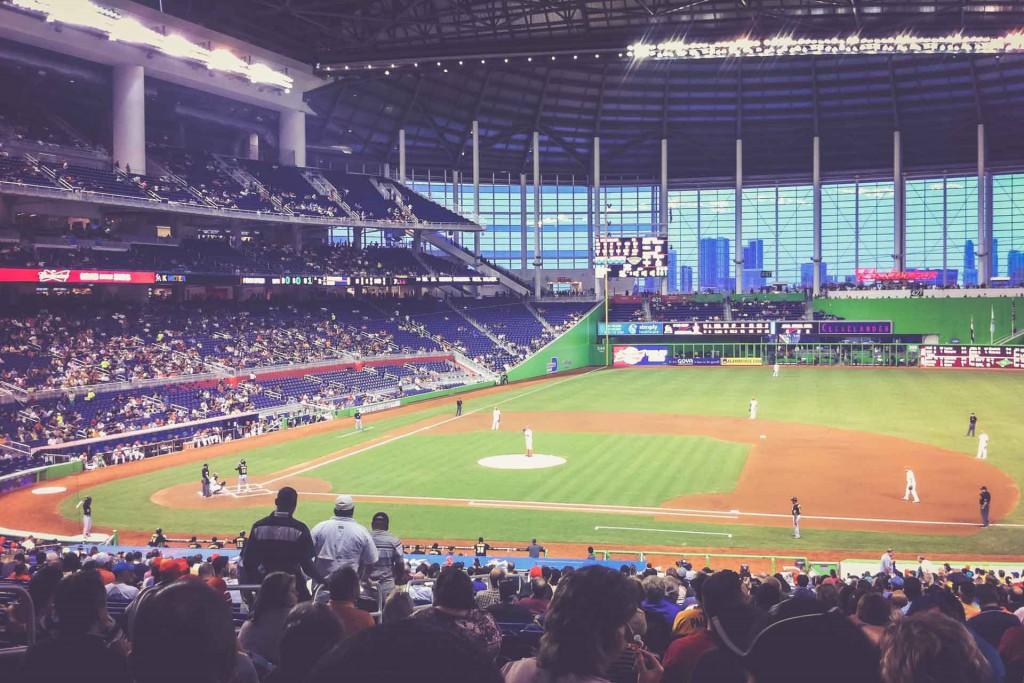 Miami Marlins - Pittsburgh Pirates, Marlins Park, Miami