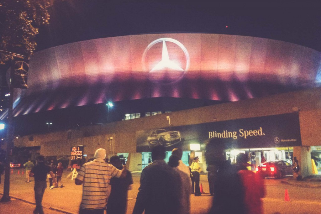Mercedes Benz Superdome, New Orleans