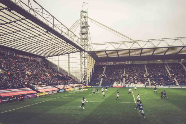 Preston North End - Rochdale, Deepdale, Preston