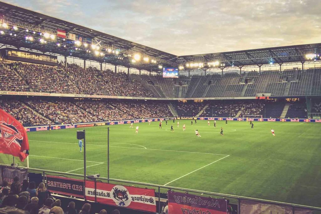 Red Bull Salzburg - Celtic Glasgow, Red Bull Arena, Salzburg
