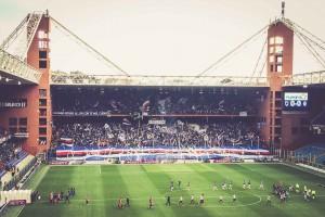 Stadio Luigi Ferraris, Sampdoria Genua – AC Cesena