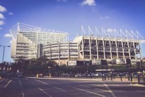 St. James' Park, Newcastle United – Swansea City