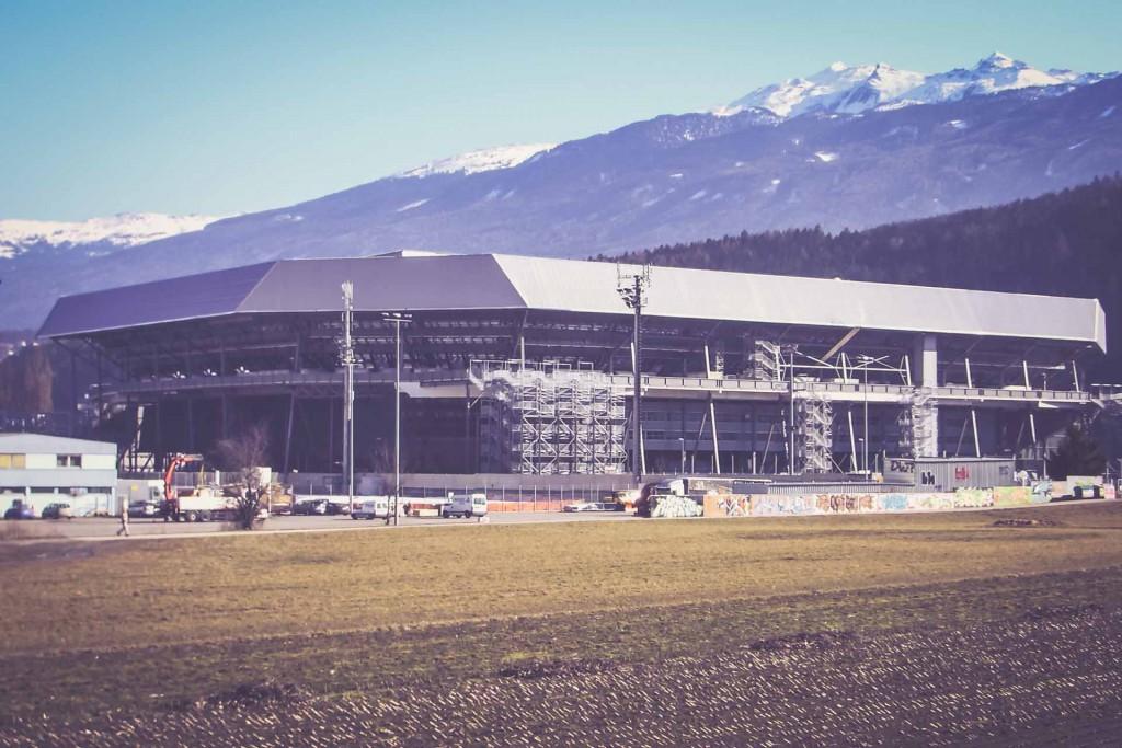 Tivoli Stadion Tirol, Innsbruck