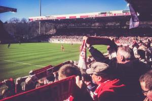 Stadion an der Alten Försterei, Union Berlin – FC Ingolstadt