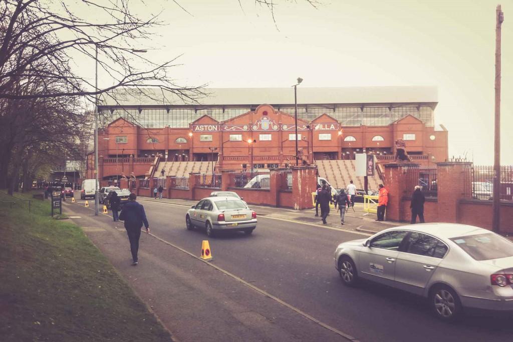 Villa Park, Birmingham