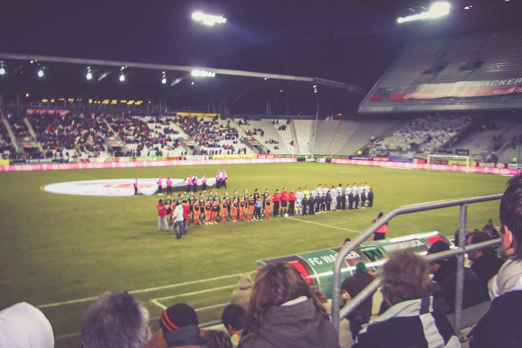 Wacker Innsbruck - Rheindorf Altach, Tivoli Stadion Tirol, Innsbruck