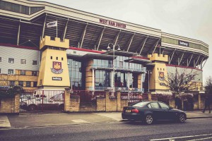 Boleyn Ground, West Ham United – Crystal Palace