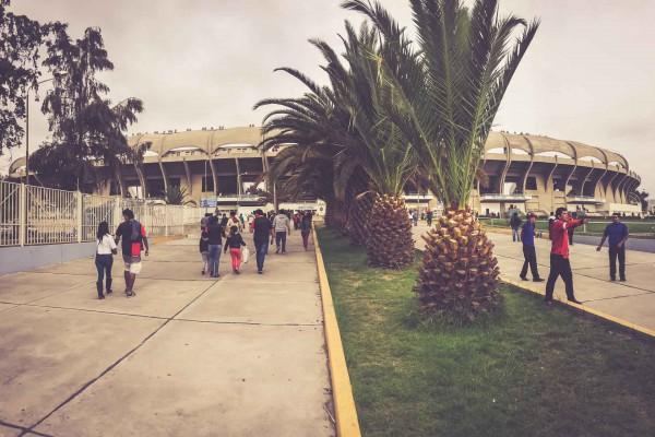Estadio Monumental de la UNSA, Arequipa