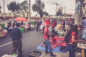 Groundhopping in Peru: Estadio Monumental de la UNSA, Arequipa, Peru