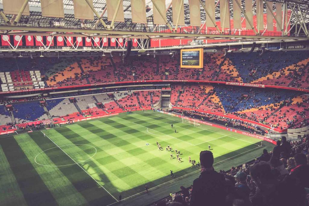 Amsterdam Arena, Ajax - FC Utrecht