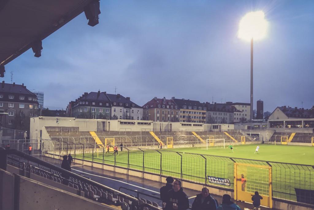 Stadion an der Grünwalder Straße, München
