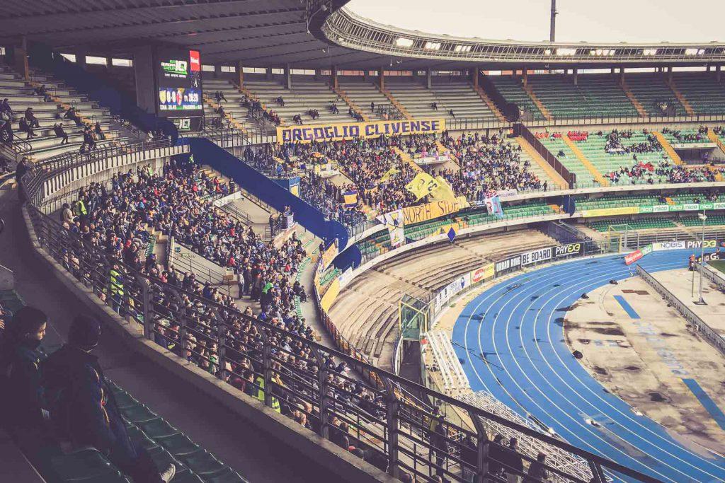 Stadio Marcantonio Bentegodi - Fankurve Chievo