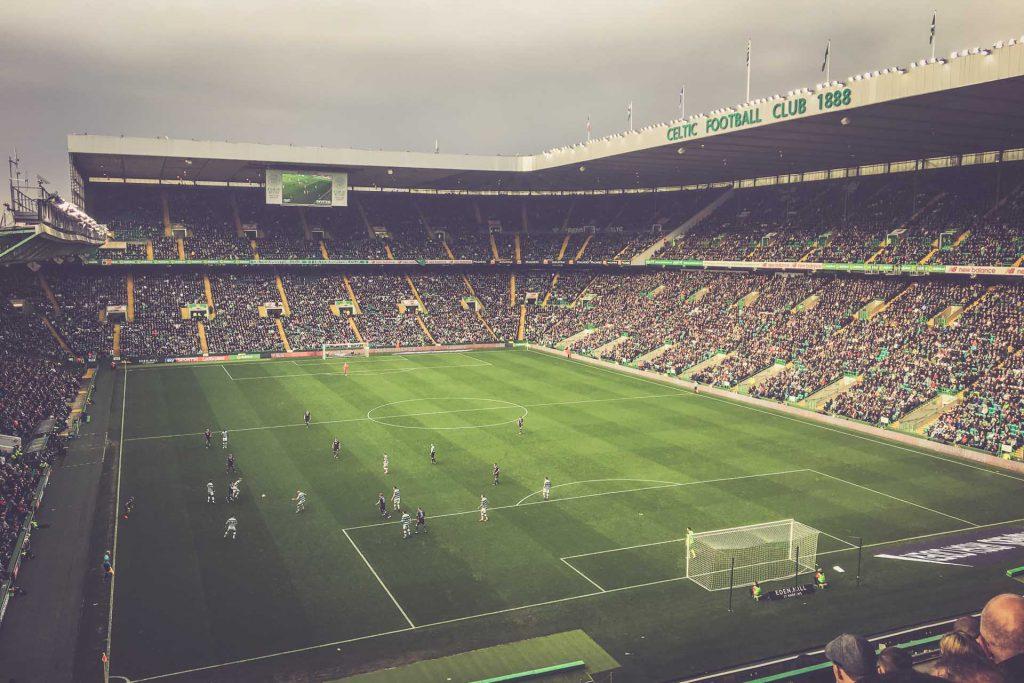 Celtic Park, Celtic Glasgow - FC Motherwell