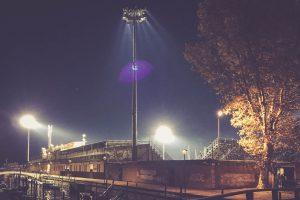 Stadio Pierluigi Penzo, Venedig - Flutlicht