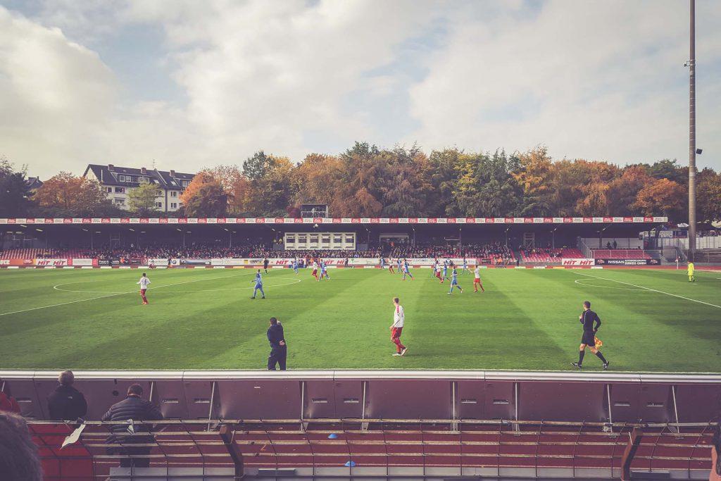 Südstadion, Fortuna Köln - VfR Aalen