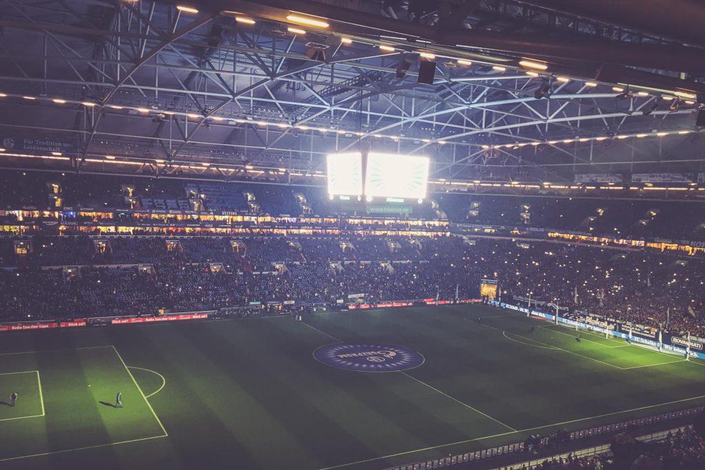 Veltins-Arena, Schalke 04 - Steigerlied