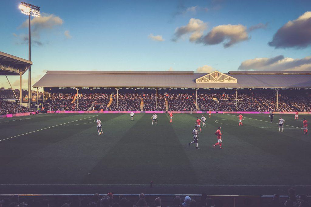 Craven Cottage, Fulham FC - Brighton & Hove Albion
