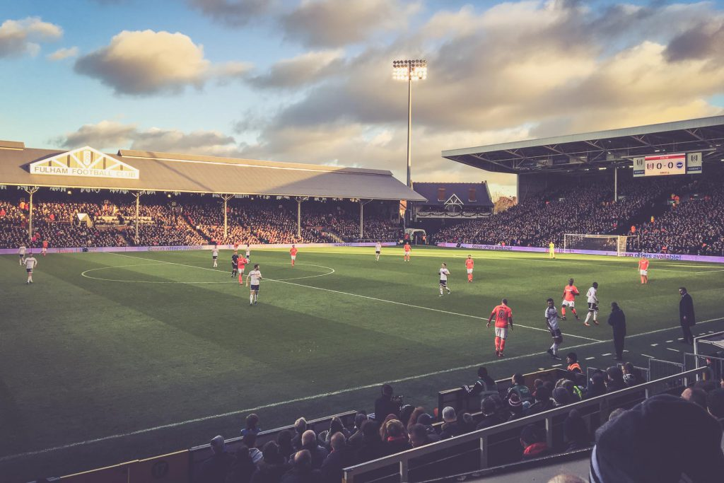 Craven Cottage, Fulham - Matchday
