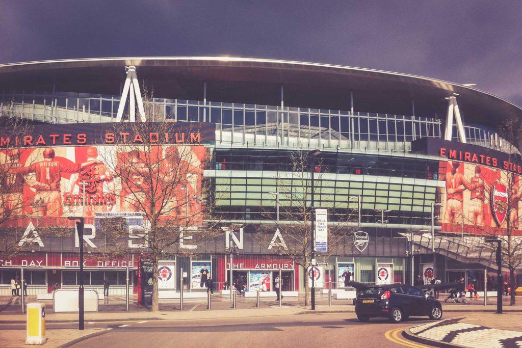 Emirates Stadium, Arsenal FC - London
