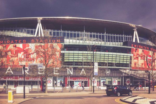 Emirates Stadium, London