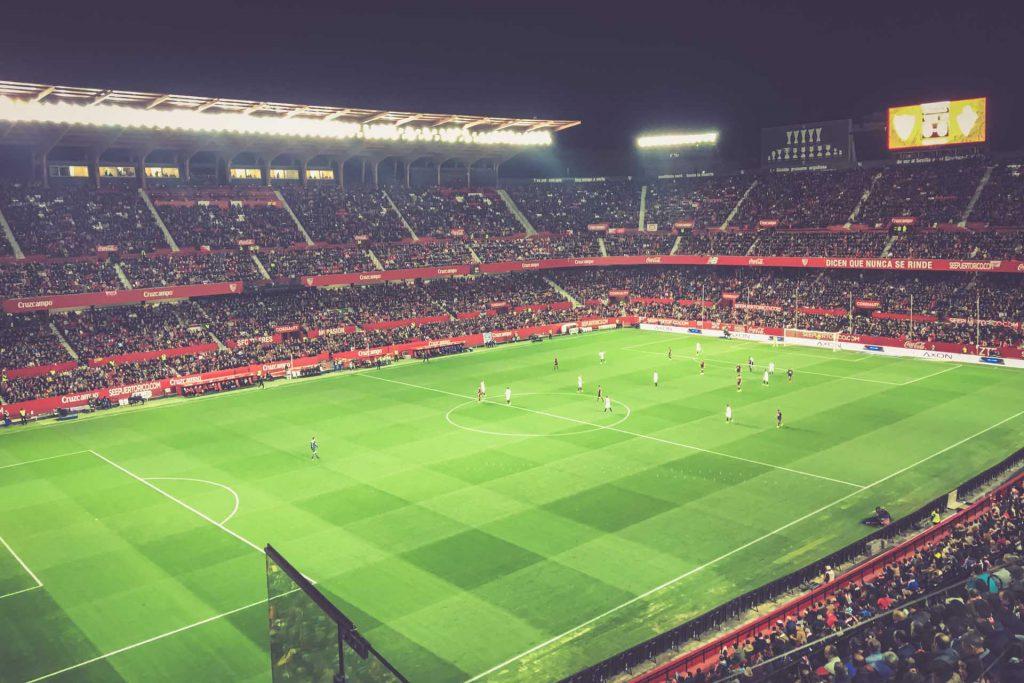 Estadio Ramón Sánchez Pizjuán, FC Sevilla - SD Eibar