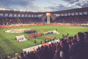 Stadionul Ilie Oană, Ploiești, Pokalfinale: FC Voluntari - Astra Giurgiu