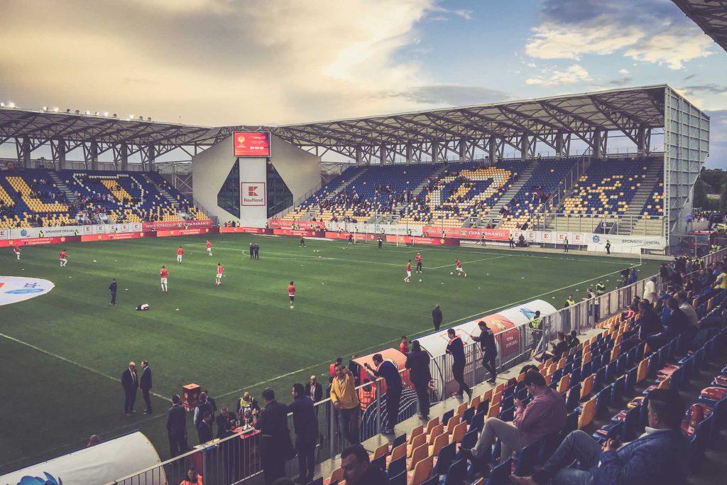 Stadionul Ilie Oană, Ploiești