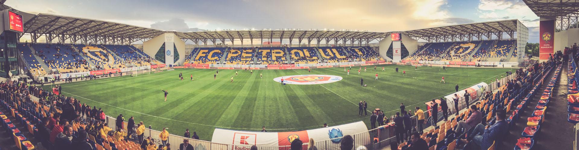 Stadion Ilie Oana, Ploiesti - Panorama