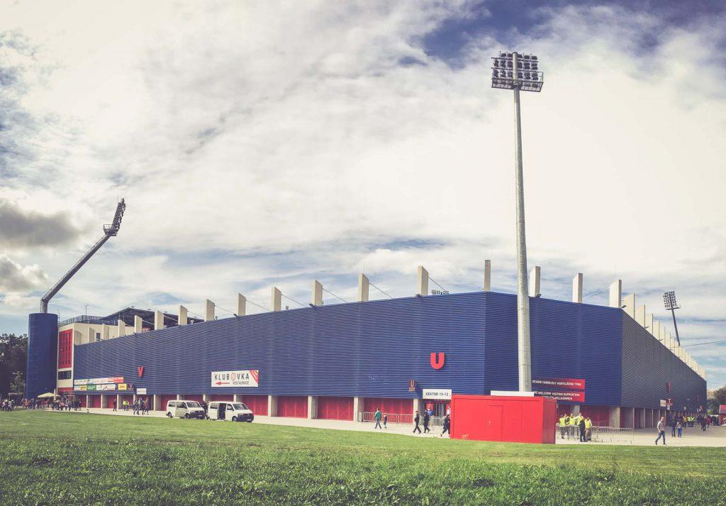 Doosan Arena, Pilsen - Tschechien